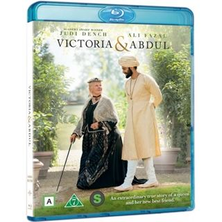Victoria And Abdul Blu-Ray