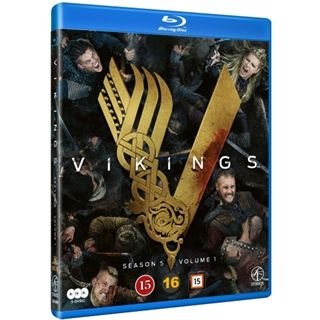 Vikings - Season 5 Vol 1 Blu-Ray