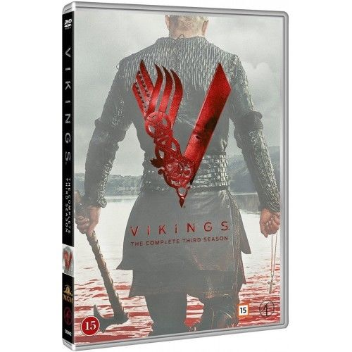 Vikings - Season 3 Blu-Ray