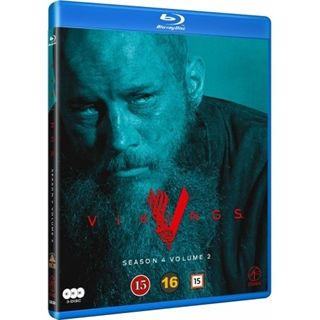 Vikings - Season 4 - Vol 2 Blu-Ray