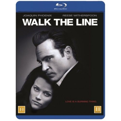 Walk The Line Blu-Ray