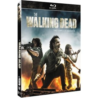 The Walking Dead - Season 8 Blu-Ray