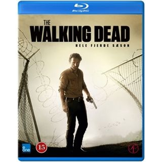 THE WALKING DEAD - SEASON 4 BD