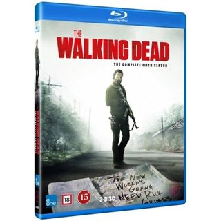 The Walking Dead - Season 5 Blu-Ray