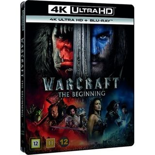 Warcraft - The Beginning 4K Ultra HD