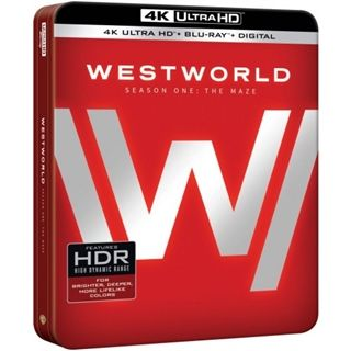 Westworld - Season 1 - 4K Ultra HD Blu-Ray