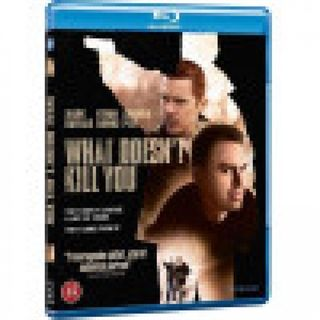 What Doesnt Kill You Blu-Ray