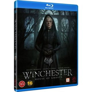 Winchester - House Of Ghost Blu-Ray