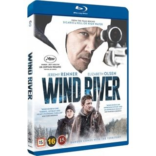 Wind River Blu-Ray
