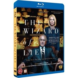 Wizard Of Lies Blu-Ray