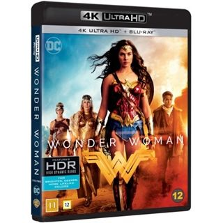 Wonder Woman 4K Ultra HD