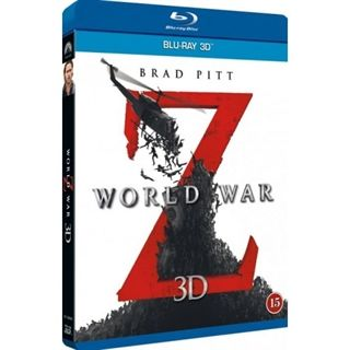 World War Z - 3D Blu-Ray