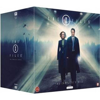 X-Files - Complete Box