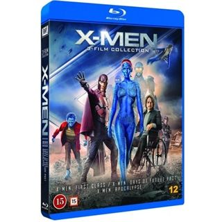 X-Men - Prequel Trilogi Blu-Ray