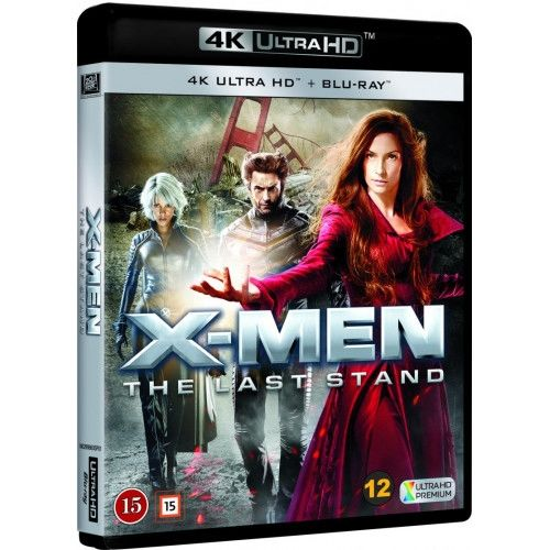 X-Men 3 - The Last Stand - 4K Ultra HD Blu-Ray