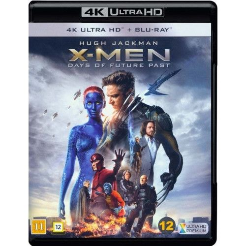 X-Men - Days Of Future Past - 4K Ultra HD Blu-Ray