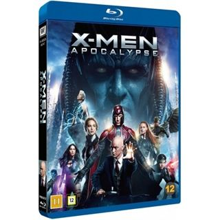 X-Men - Apocalypse - 3D Blu-Ray