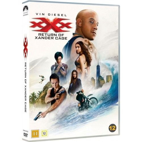 xXx - The Return Of Xander Cage