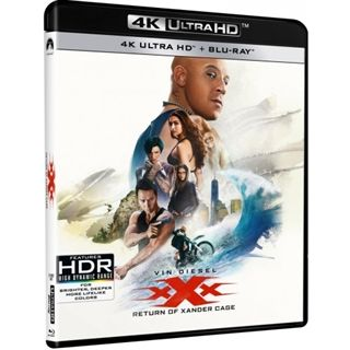 xXx - Return Of Xander Cage - 4K Ultra HD Blu-Ray