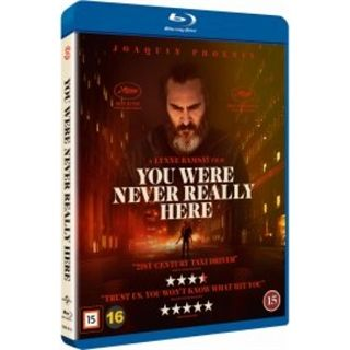 You Were Never Really Here Blu-Ray
