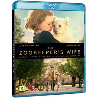 Zookeepers Wife Blu-Ray