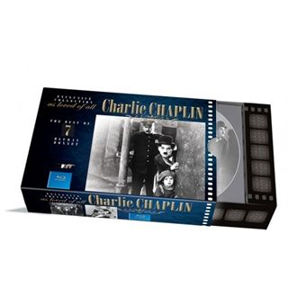 CHARLIE CHAFPLIN BLURAY COLLEC