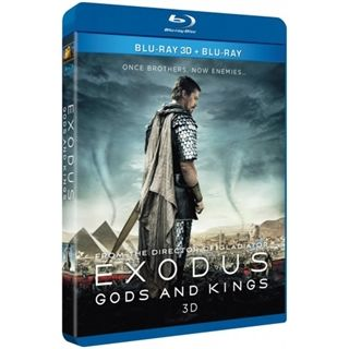 Exodus - Gods And Kings - 3D Blu-Ray