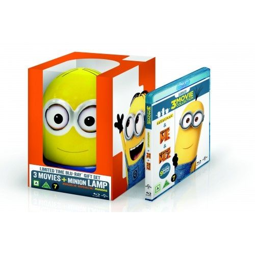 Minions Lamp Box (BD)