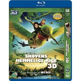 Epic - 3D Blu-Ray
