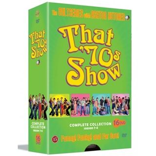 That 70's Show Box  Season 1-4