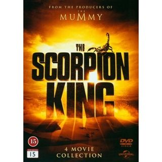 Scorpion King 1-4 Box