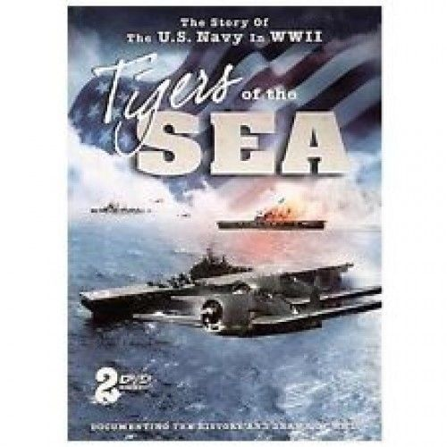Tigers of the Sea 3 disc
