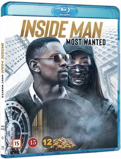 Inside Man 2 - Most Wanted - Blu-Ray
