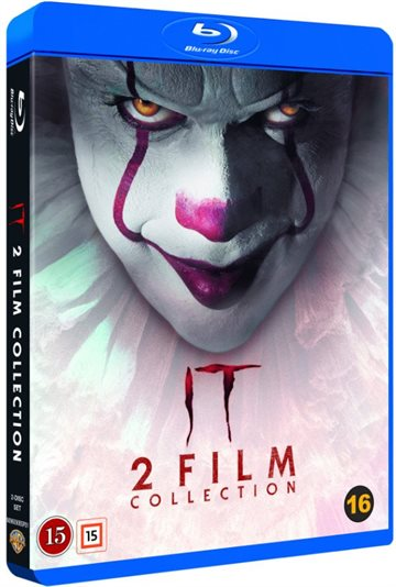It Chapter 1-2 - Blu-Ray
