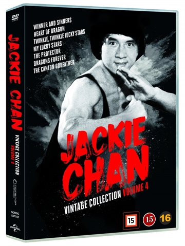Jackie Chan Vintage Collection 4