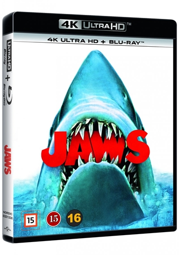 Jaws - 4K Ultra HD Blu-Ray