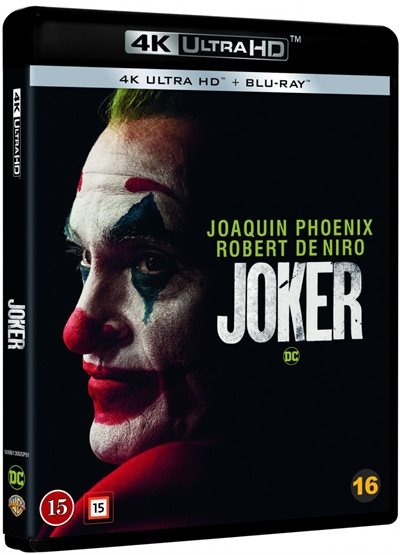 Joker - 4K Ultra HD Blu-Ray