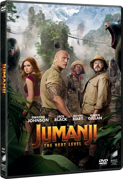 Jumanji 2 - The Next Level