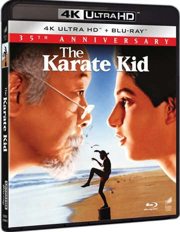 The Karate Kid - 4K Ultra HD Blu-Ray