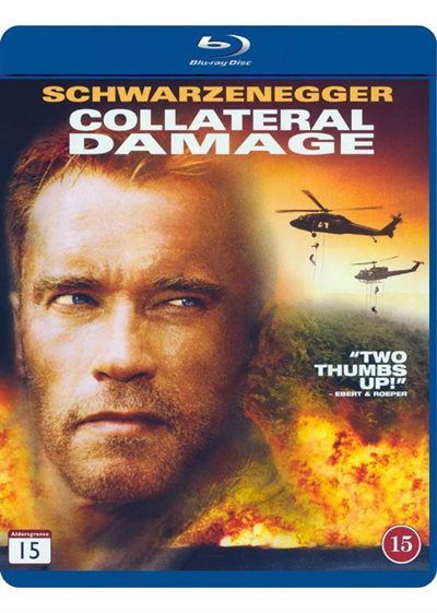 Collateral Damage / Kold Hævn - Blu-Ray