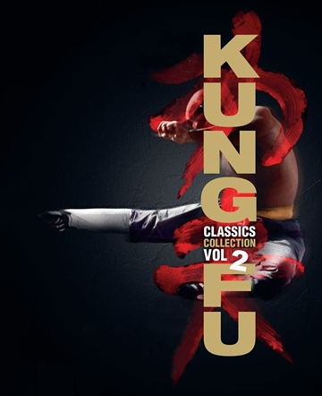 Kung-Fu Classics Collection Vol 2 - Blu-Ray