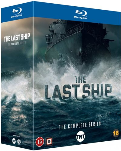The Last Ship - Season 1-5 Blu-Ray