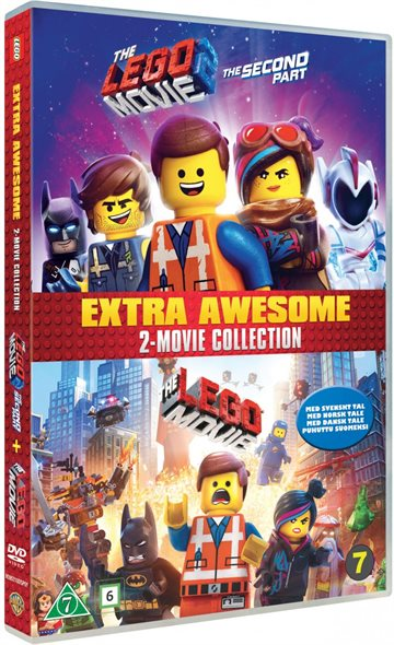 The Lego Movie 1-2