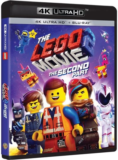 The Lego Movie 2 - 4K Ultra HD Blu-Ray