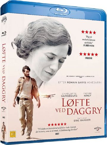 Løfte Ved Daggry Blu-Ray