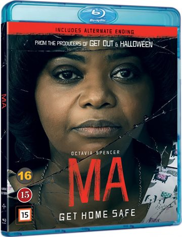 Ma - Get Home Safe - 2019 - Blu-Ray