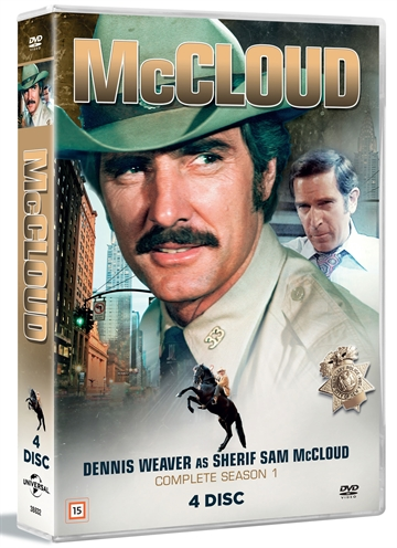 McCloud - The Series