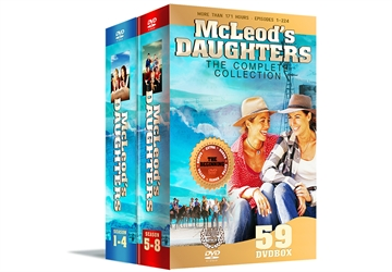 Mcleods Daughters - Complete Collection