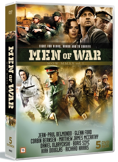 Men Of War - Vol. 1