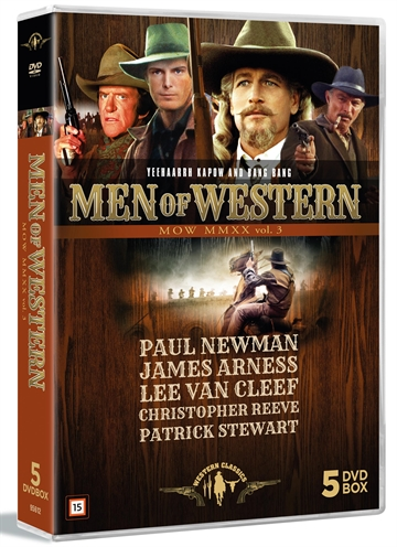 Men Of Western Box - Vol. 3